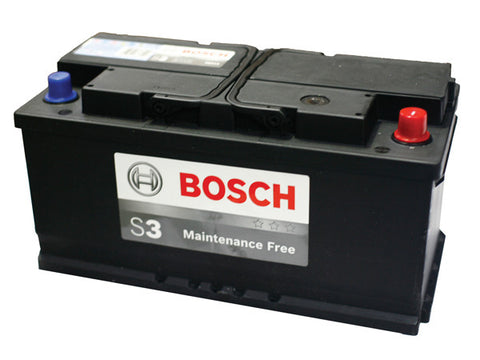 Bosch Performance DIN85 battery 750cca