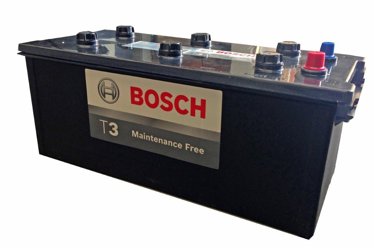 Bosch DIN165 battery 1100cca