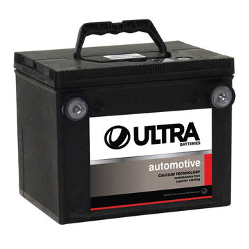 Ultra Car battery 690cca Front Terminal