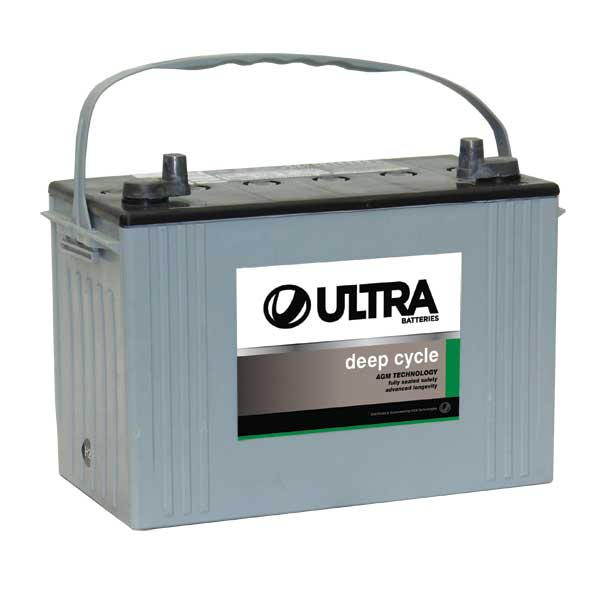 Ultra Deep Cycle AGM Battery 12V 92Ah