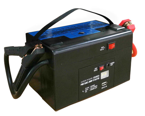 12v Jump Start battery pack 1700Amp