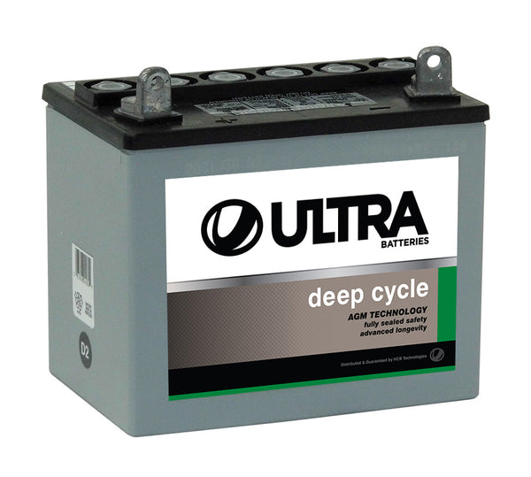 Ultra Deep Cycle AGM Battery 12V 32Ah AU1HU