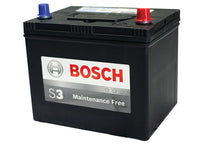 Bosch 58MF car battery 530cca