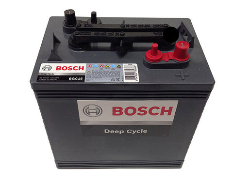 Deep Cycle Battery Flooded Bosch 6v 235Ah
