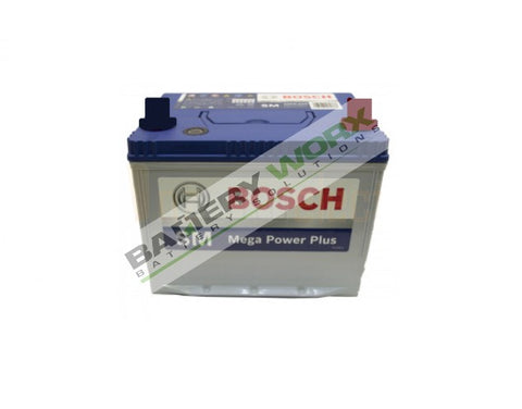 Bosch 58MF car battery 550cca (New Model)