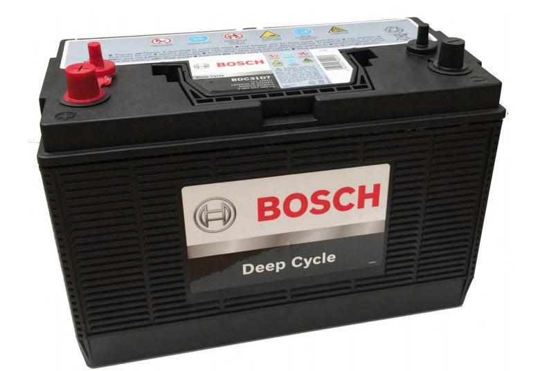 Deep Cycle Battery Flooded Bosch 12v 105Ah