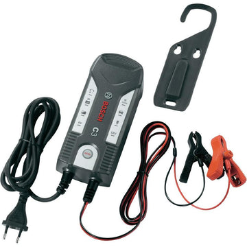 Bosch C3 6v & 12v Battery Charger 4 Amp