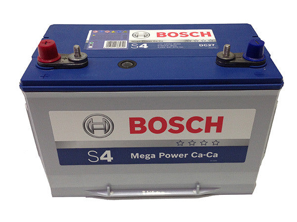 Deep Cycle Battery Flooded Bosch 12v 80Ah