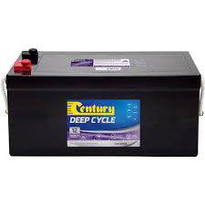 AGM Deep Cycle Battery  C12-270DA 12V 270 AH