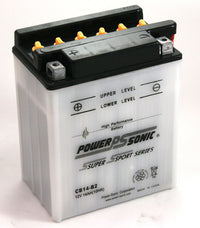 Motorbike battery 12v 14ah  CB14-B2
