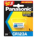 Panasonic CR-123AW Lithium Battery
