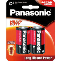 Panasonic Heavy Duty Size C battery R14DP/2B