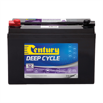 Century AGM Deep Cycle Battery 12v 120Ah