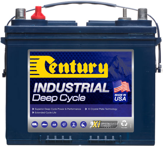 Deep Cycle battery 12v 85Ah