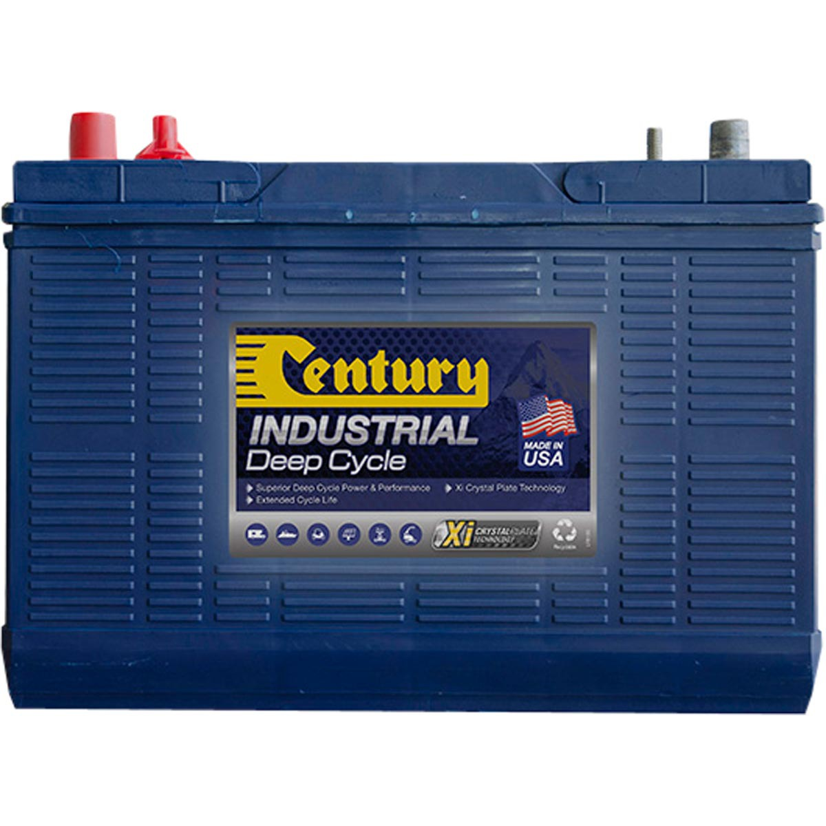 Century Deep Cycle Battery 12v 130Ah