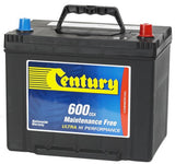 Century NS70LMF battery 600cca