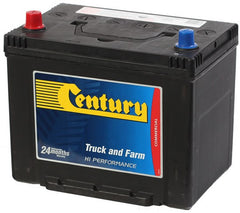Century NS70 battery 580cca