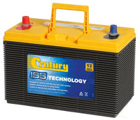 Century Idle Stop Start AGM battery