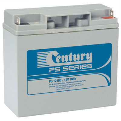 Century 12v 18Ah SLA battery