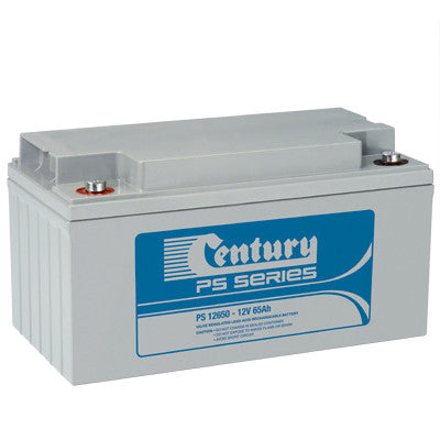 Century 12v 65Ah SLA battery for Fire Alarms, UPS systems, Data back up