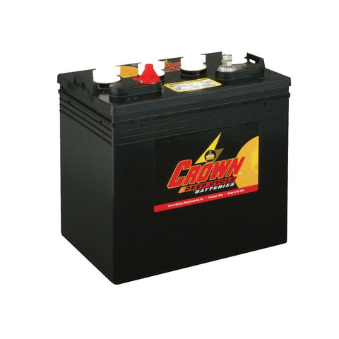 Crown CR165 Deep Cycle Battery 8V 165Ah x 6 special