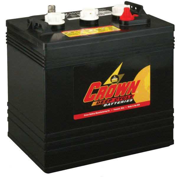Crown CR205 Deep Cycle Battery 6V 205Ah