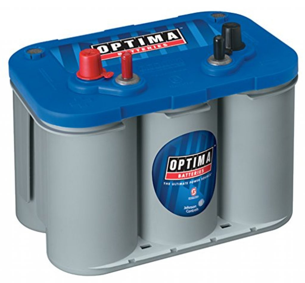 Optima D34M Bluetop Starting Cycle battery