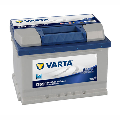 Varta DIN55 Automotive battery 540cca