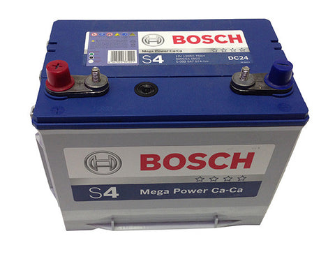 Deep Cycle Battery Flooded Bosch 12v 70Ah