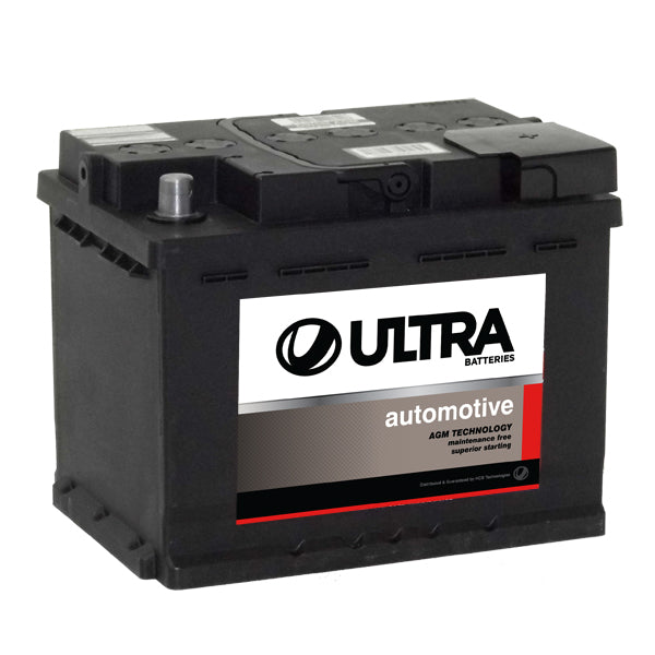 Ultra Idle Stop Start AGM battery 640cca LN2