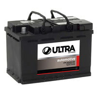 Ultra Stop Start AGM battery 760cca LN3