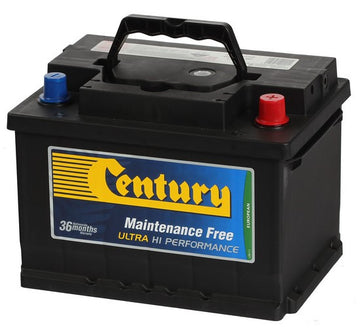 Century Car battery DIN53 ZLMF 500cca
