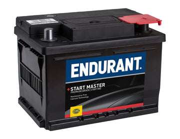 Endurant Ultra Hi Performance DIN55L Car battery