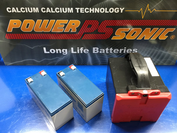Enviromower replacement battery