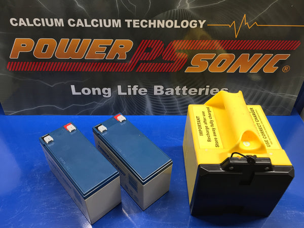 Enviromower battery replacement, Lawnmower batteries, C12N24-3 or C12N24-4, U1-230 or U1R-230.