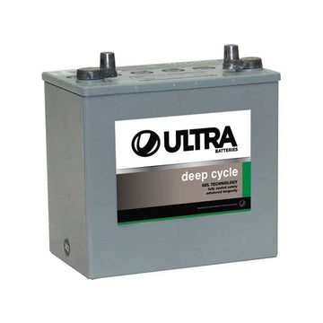 Ultra Deep Cycle Gel Battery 12V 51Ah
