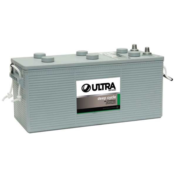 Ultra Deep Cycle Gel Battery 12V 183Ah