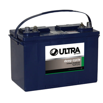 Ultra Deep Cycle Battery 12v 105Ah Extreme Duty