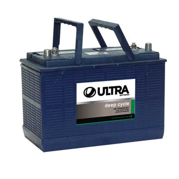 Ultra Deep Cycle Battery 12v 130Ah Extreme Duty
