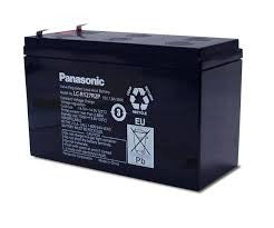 Panasonic SLA12v 7.2Ah  Alarm battery **2 Year Warranty**
