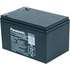 Panasonic SLA battery 12v 12Ah LC-RA1212P1