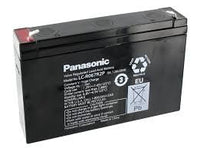 Panasonic 6v 7.2Ah F2 SLA battery LC-V067R2P1