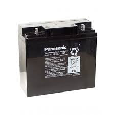 Panasonic 12v 21ah Golf Trundler battery LC-XC1221P
