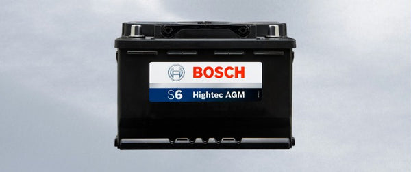 Bosch LN6 Stop Start AGM battery 950cca