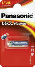Panasonic Car Alarm battery LRV08