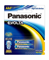 Panasonic Evolta LR03EG/2B Battery 2 pack