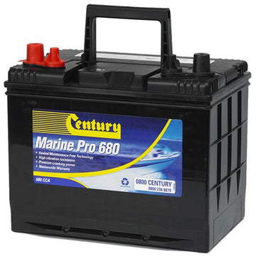 Century Boat Battery M24MF 680 CCA