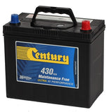 NS60 Century Car Battery NS60LMF 430cca