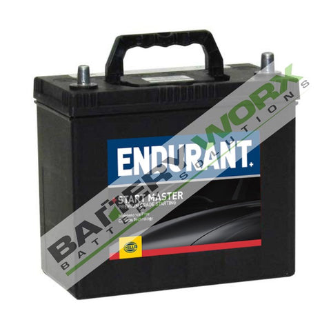 Endurant NS60L Car Battery *Trade Special