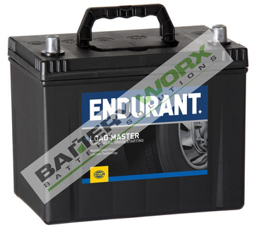 Endurant Ultra Hi Performance NS70L battery *Trade Special